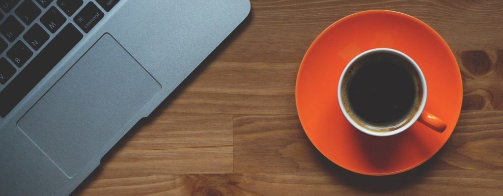 Cup Of Coffee Laptop Office Macbook  - freephotocc / Pixabay